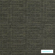 Warwick Tangent Rover Gunmetal  | Upholstery Fabric - Brown, Plain, Synthetic, Washable, Commercial Use, Domestic Use, Halo, Standard Width