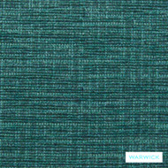 Warwick Tangent Rover Peacock  | Upholstery Fabric - Plain, Southwestern, Synthetic, Washable, Commercial Use, Domestic Use, Halo, Standard Width
