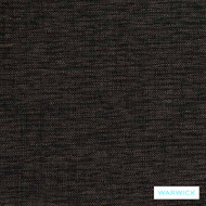 Warwick Textures 1 Ada Bark  | Upholstery Fabric - Plain, Black - Charcoal, Washable, Commercial Use, Halo