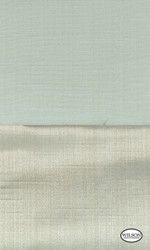 Wilson - Rhine - Rhine Sage  | Curtain Fabric - Gold,  Yellow, Fiber blend, Semi-Plain