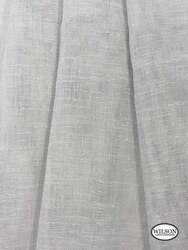 Wilson - Sabre - Silver  | Upholstery Fabric - Grey, Plain, Silver, Synthetic, Domestic Use, Textured Weave, Plain - Textured Weave