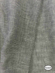 Wilson - Sabre - Slate  | Upholstery Fabric - Grey, Plain, Synthetic, Domestic Use, Textured Weave, Plain - Textured Weave, Weighted Hem, Wide Width