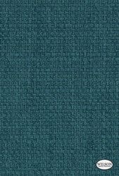 Wilson - Salford - Teal  | Curtain Fabric - Floral, Garden, Synthetic, Turquoise, Teal