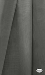 Wilson - Aruba Sheer - Ironbark  | Curtain Sheer Fabric - Grey, Plain, Synthetic, Tan, Taupe
