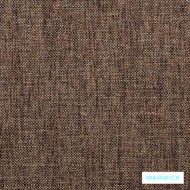 Warwick Textures 1 Ada Woodland  | Upholstery Fabric - Brown, Plain, Synthetic, Washable, Commercial Use, Halo, Standard Width