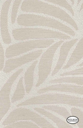 Wilson - Marley - Blockout - Stone  | - Stain Repellent, Beige, Blockout, Floral, Garden, Synthetic, Suitable for Blinds