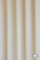 Wilson - Aus Made S'Lina 137Cm - Ivory (40m Roll)  | Curtain Lining Fabric - Australian Made, Plain, White, Fibre Blends, White