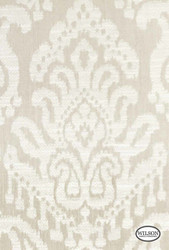 Wilson - Tulum - Stone Damask  | Curtain Fabric - Beige, Damask, Fibre Blends, Traditional