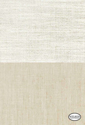 Wilson - Tulum - Linen Plain  | Curtain Fabric - Fiber blend, Tan, Taupe, Natural, Semi-Plain
