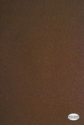 Wilson - Luxury Satin - Chocolate  | Curtain & Upholstery fabric - Brown, Plain, Synthetic, Domestic Use, Textured Weave, Plain - Textured Weave