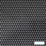 Onyx' | Upholstery Fabric - Black, Fiber blend, Geometric, Midcentury, Transitional, Washable, Black - Charcoal, Commercial Use, Domestic Use