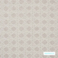Warwick -  Alpine  Natural  | Upholstery Fabric - Australian Made, Check, Contemporary, Floral, Garden, Pattern