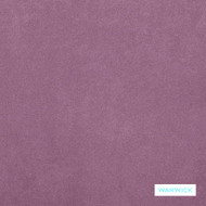 Warwick - Macrosuede Hg Lilac^  | Upholstery Fabric - Plain, Pink, Purple, Commercial Use, Railroaded