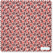 Warwick - Rapture Berry  | Upholstery Fabric - Grey, Red, Transitional, Domestic Use, Standard Width