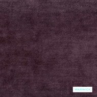 Warwick - Victory Amethyst  | Upholstery Fabric - Plain, Pink, Purple, Commercial Use, Textured Weave, Plain - Textured Weave, Railroaded, Standard Width