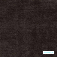 Warwick - Victory Asphalt  | Upholstery Fabric - Brown, Plain, Commercial Use, Textured Weave, Plain - Textured Weave, Railroaded, Standard Width