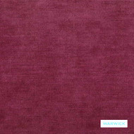Warwick - Victory Orchid  | Upholstery Fabric - Burgundy, Plain, Commercial Use, Textured Weave, Plain - Textured Weave, Railroaded, Standard Width