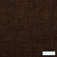 Warwick Verona Bark  | Upholstery Fabric - Australian Made, Brown, Plain, Synthetic, Washable, Commercial Use