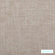 Warwick Verona Stone  | Upholstery Fabric - Australian Made, Plain, Synthetic, Tan, Taupe, Traditional, Washable, Commercial Use, Natural, Standard Width