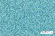 Elliott Clarke - Rocco - Aqua  | Curtain & Upholstery fabric - Blue, Fire Retardant, Plain, Turquoise, Teal, Commercial Use, Dry Clean, Textured Weave, Wool - Wool Blend