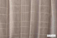 Elliott Clarke - Tangier - Linen  | Curtain & Upholstery fabric - Brown, Fire Retardant, Plain, Synthetic, Tan, Taupe, Domestic Use, Dry Clean, Textured Weave, Wide Width