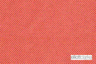 Elliott Clarke - Twilby - Watermelon  | Upholstery Fabric - Fire Retardant, Plain, Red, Terracotta, Outdoor Use, Synthetic, Domestic Use, Dry Clean, Textured Weave