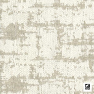 Andrew Martin - Walmer - Ivory  | Curtain & Upholstery fabric - Beige, White, Fibre Blends, Organic, Domestic Use, White, Standard Width