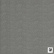 Andrew Martin - Wellington - Platinum  | Curtain & Upholstery fabric - Grey, Silver, Fibre Blends, Domestic Use, Herringbone, Standard Width