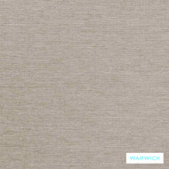 Warwick Wilde Fitzgerald Linen  | Curtain Fabric - Beige, Plain, Synthetic, Tan, Taupe, Traditional, Transitional, Washable, Domestic Use, Standard Width