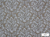 Ardecora - Foro - 15382.194  | Curtain Fabric - Brown, Grey, Damask, Fibre Blends, Floral, Garden, Domestic Use, Standard Width