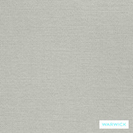 Warwick Wilde Harper Frost  | Curtain Fabric - Grey, Plain, Synthetic, Washable, Domestic Use