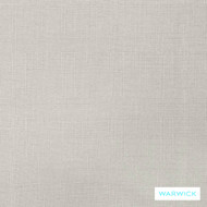 Warwick Wilde Frost  | Curtain Fabric - Grey, Plain, Synthetic, Washable, Domestic Use
