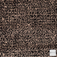 Carlucci - Script - Ca1314-070  | Curtain & Upholstery fabric - Black - Charcoal, Contemporary, Synthetic, Tan, Taupe, Domestic Use, Standard Width