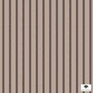 Chivasso - Mystify - Ch2730-093  | Curtain Fabric - Brown, Fibre Blends, Stripe, Traditional, Domestic Use, Railroaded, Wide Width