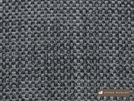 James Dunlop Padova - Pewter  | Upholstery Fabric - Fire Retardant, Grey, Synthetic, Commercial Use