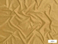 Ardecora - Josephine Baker - 15321.183  | Curtain & Upholstery fabric - Gold,  Yellow, Plain, Synthetic, Domestic Use, Standard Width