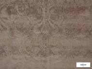 Ardecora - Novecento - 15383.886  | Upholstery Fabric - Brown, Damask, Fibre Blends, Floral, Garden, Domestic Use, Standard Width