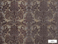 Ardecora - Olmetto - 15379.587  | Curtain Fabric - Brown, Damask, Floral, Garden, Synthetic, Domestic Use, Standard Width
