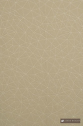 James Dunlop Prism II - Sand  | Curtain & Curtain lining fabric - Fire Retardant, Eclectic, Eco Friendly, Geometric, Screencloth, Synthetic, Tan, Taupe, Transitional, Washable