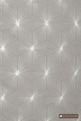 jd_11482-103 'Chrome'   Curtain Sheer Fabric - Grey, Eclectic, Fiber blend, Geometric, Transitional, Domestic Use, Embroidery