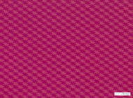 Kirkby Design - Zig Zag Birds Cerise  | Curtain & Upholstery fabric - Fiber blend, Geometric, Pink, Purple, Small Scale, Chevron, Zig Zag, Commercial Use, Dry Clean