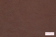 Wortley Group Designer Leather Cape York Cognac  | Upholstery Fabric - Brown, Leather, Plain, Domestic Use