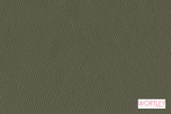 Wortley Group Designer Leather Icaro Clover  | Upholstery Fabric - Green, Leather, Plain, Domestic Use