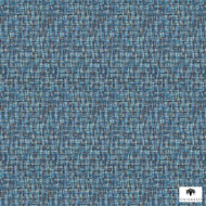 Chivasso - Just Like - Ch2812-050  | Curtain Fabric - Blue, Contemporary, Natural Fibre, Pattern, Domestic Use, Natural, Standard Width