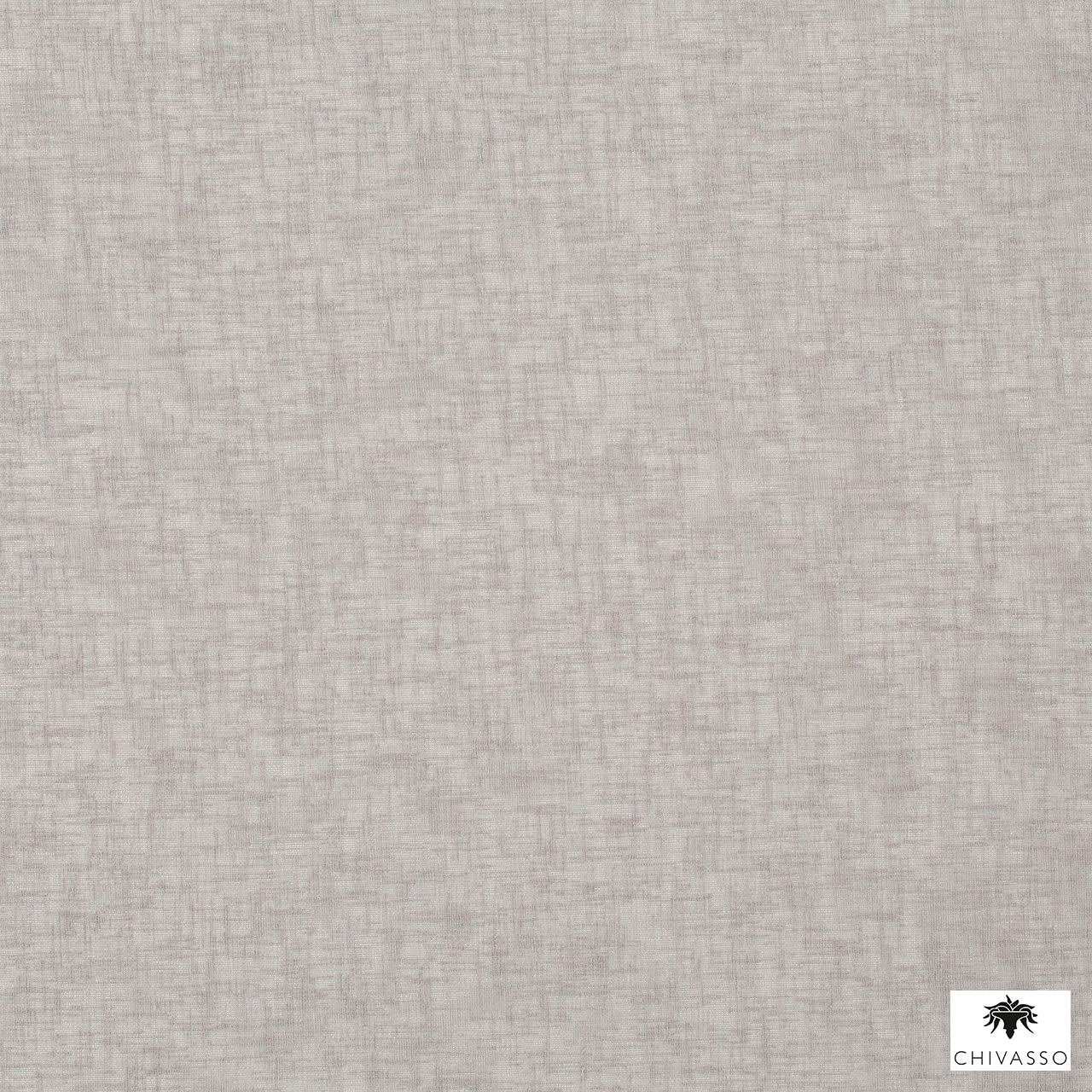 Chivasso - Stazzano - Ce5116-092  | Curtain Fabric - Grey, Plain, Synthetic, Domestic Use, Railroaded, Wide Width