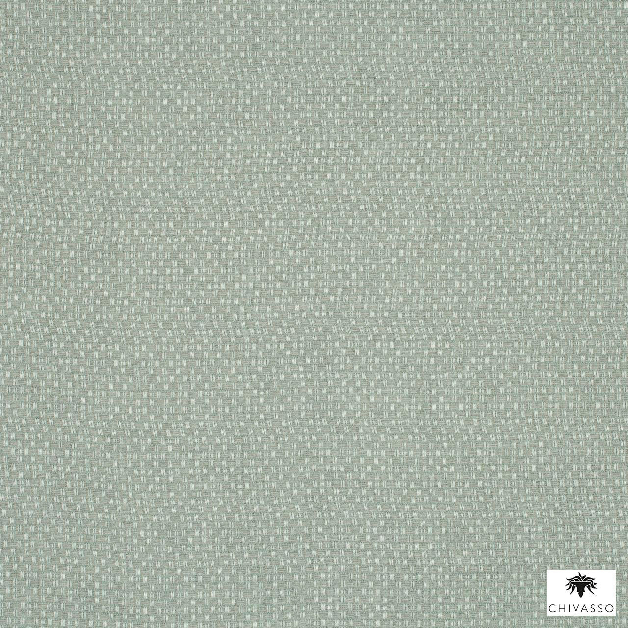 Chivasso - Vintage Star - Ch2774-080  | Curtain Fabric - Green, Plain, Fibre Blends, Domestic Use, Textured Weave, Plain - Textured Weave, Railroaded, Wide Width