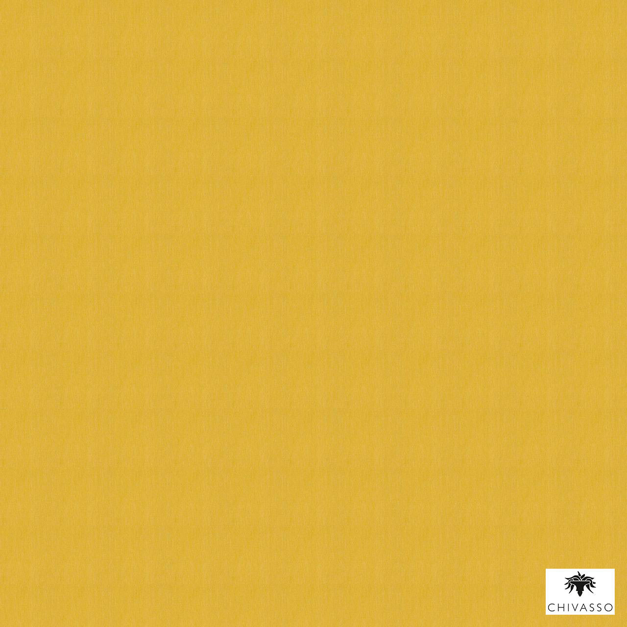 Chivasso - Colour Block - Ch9112-041  | Wallpaper, Wallcovering - Gold,  Yellow, Plain, Domestic Use
