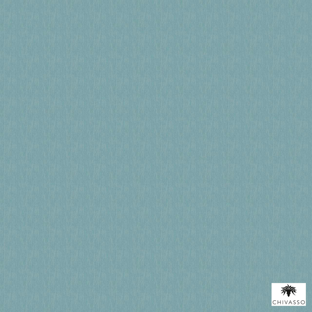 Chivasso - Colour Block - Ch9112-082  | Wallpaper, Wallcovering - Blue, Plain, Domestic Use