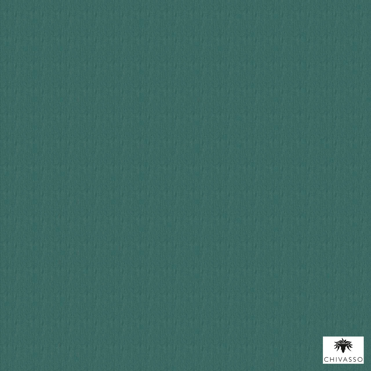 Chivasso - Colour Block - Ch9112-084  | Wallpaper, Wallcovering - Plain, Turquoise, Teal, Domestic Use