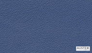 Austex Plush Blue Indigo  | Upholstery Fabric - Blue, Plain, Contemporary, Synthetic, Commercial Use, Standard Width